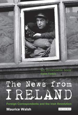 The News From Ireland - jacket
